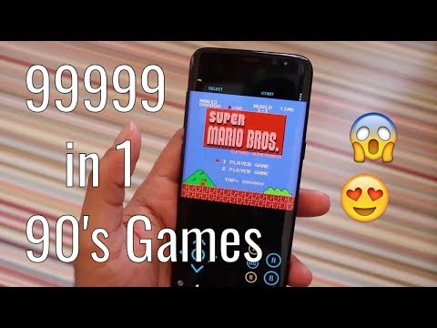 How To Play 90's Games On Smart Phone