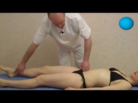 Cours d'anatomie palpatoire du psoas sur www.irfor.org