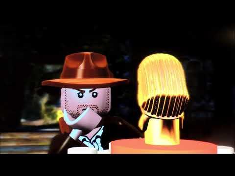 Let's play Lego Indiana Jones the original adventures part 1: The adventure begins |