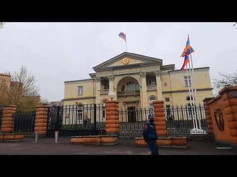 Armenia, Yerevan / Армения, Ереван / Հայաստան, Երևան 7.04.2020