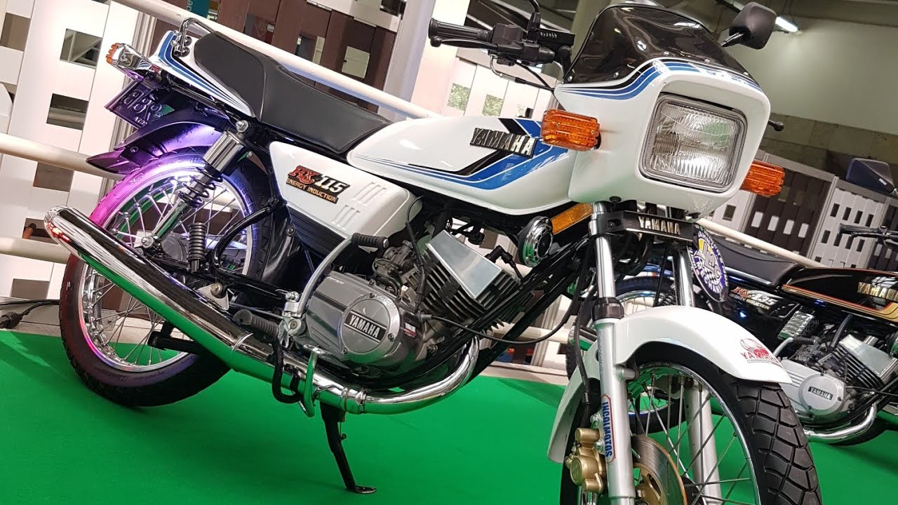 Yamaha rx 100 new model 2020 price in india