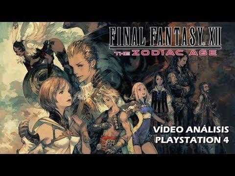 Final Fantasy XII The Zodiac Age | Análisis español GameProTV