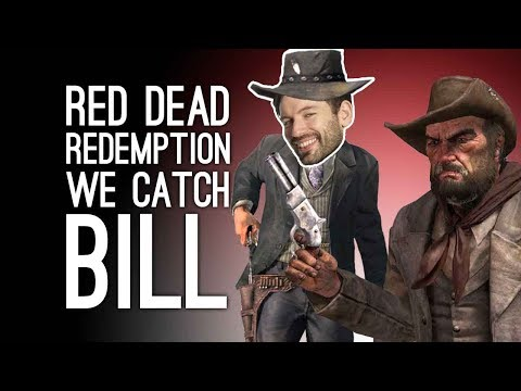 Let's Play Red Dead Redemption: WE FIND BILL AND JAVIER AT LAST
