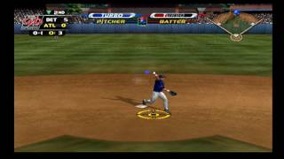 MLB Slugfest 2003 - Season Mode  - World Series (Game 4 )