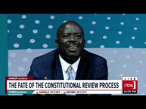NBS Frontline part1 22nd nov 2018 :THE FATE OF THE CONSTITUTIONAL REVIEW