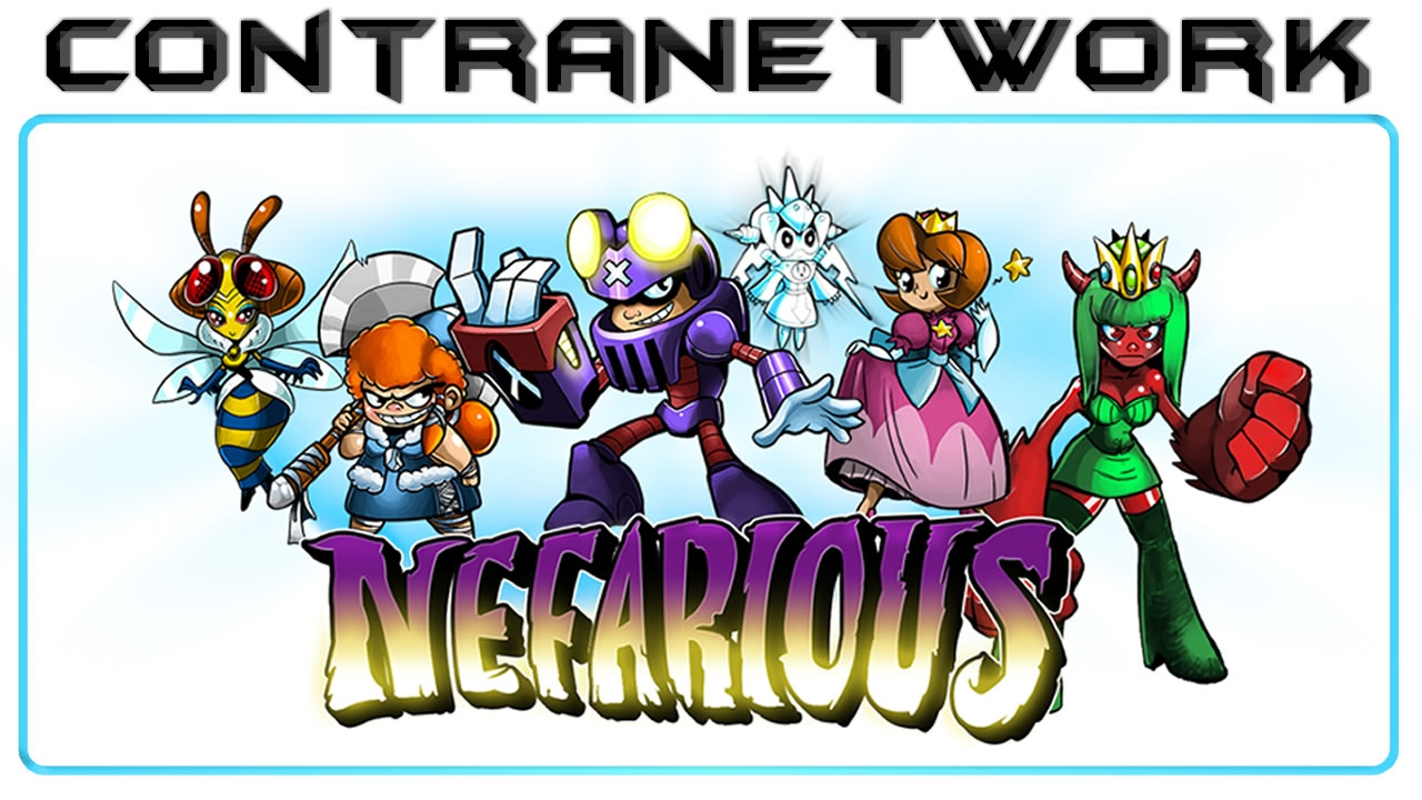 Nefarious Gameplay First Look Youtube