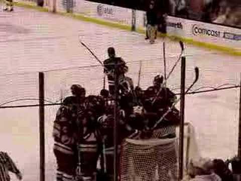 Hockey East champs   2008