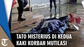 Wanita Tewas Termutilasi di Malang, Ada Tato 'Pesan Misterius' di Kedua Telapak Kaki Korban
