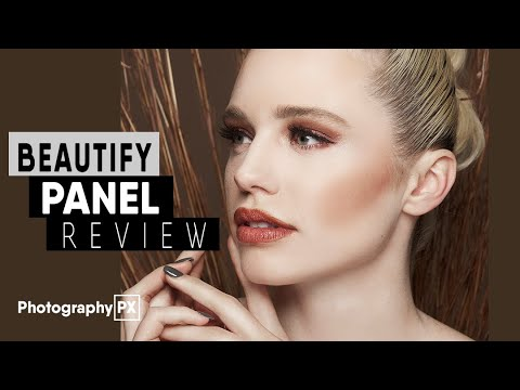 Beautify Photoshop Retouching Panel Review
