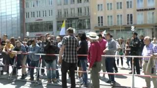 Christ aus Libanon warnt in München vor dem Islam