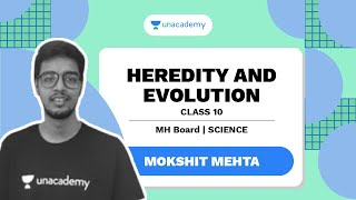 L-1   Heredity and Evolution   SSC exam 2021   MH State Board   Class 10   Mokshit Mehta sir