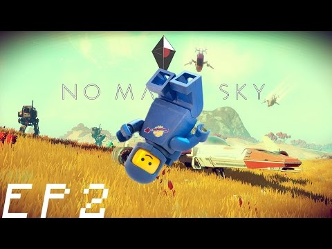 No Man`s Sky Episode 2 - Into Space