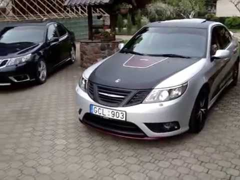 saab 9 3 2 8 aero 2008 super car carbon youtube. Black Bedroom Furniture Sets. Home Design Ideas