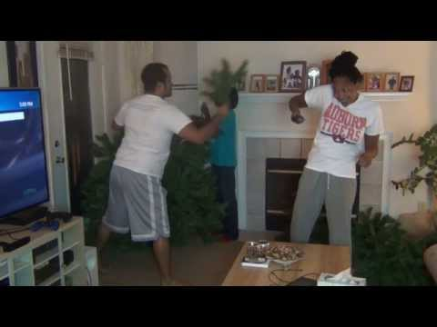 Christmas Tree Time Lapse