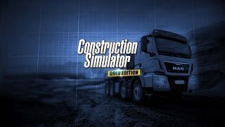 Construction Simulator: Gold Edition - Release Trailer