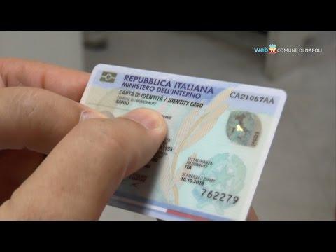 Nuova carta d'identità, Napoli è prima in Italia
