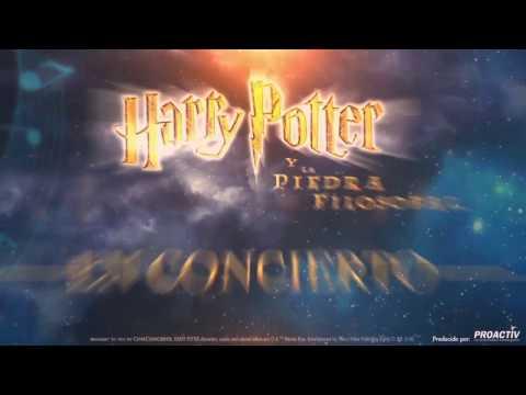 Harry Potter en concierto el 1 de Abril - Entradas en El Corte Inglés
