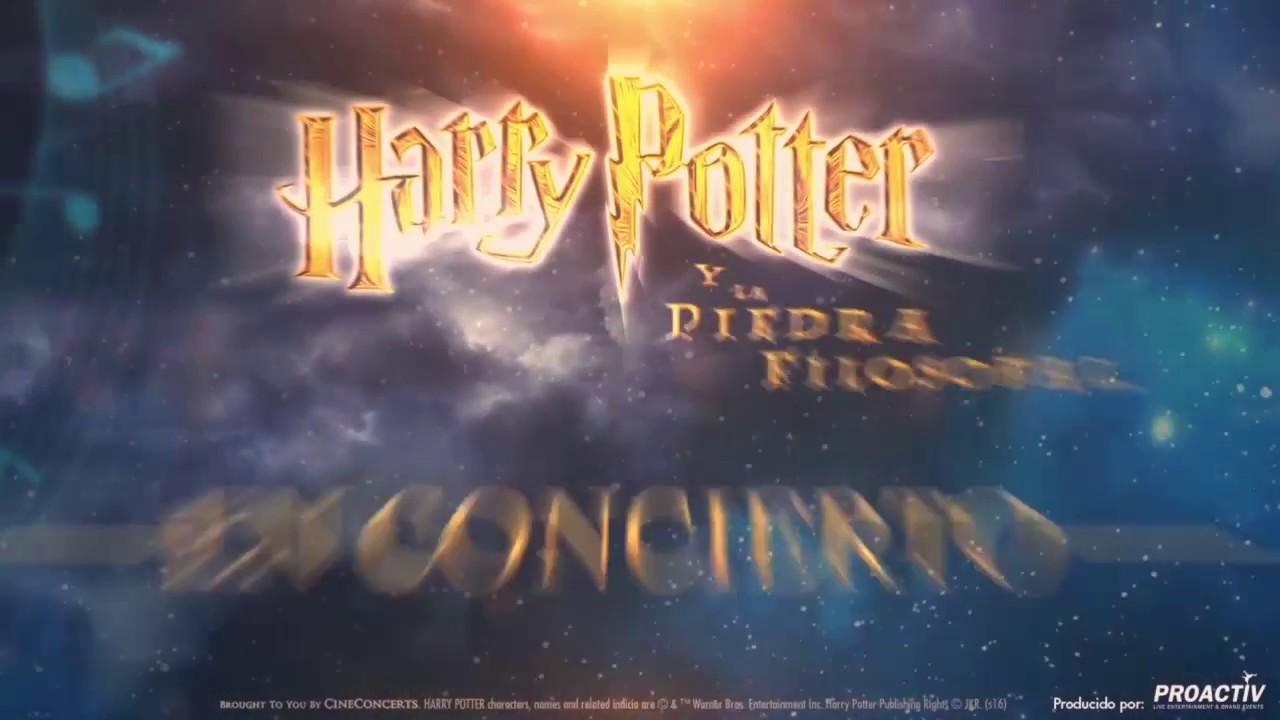 Harry Potter En Concierto El 1 De Abril Entradas En El Corte Inglés Youtube