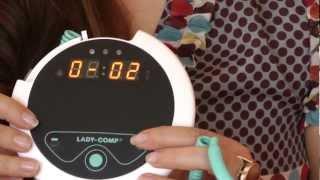 Contraccezione e ovulazione, come funziona con Ladycomp.mov