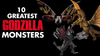 Best Godzilla Monsters