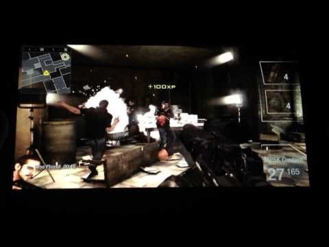 Call of Duty Black Ops: Declassified - Part 17 - Hostile takeover - Let's play with Kakhu