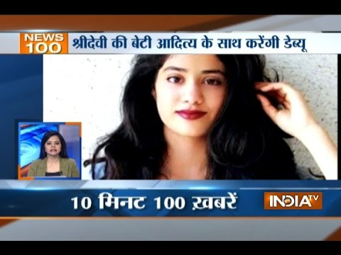 News 100 | 26th April, 2017 - India TV