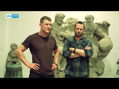 Scott and Stonebridge return   with Philip Winchester and Sullivan Stapleton