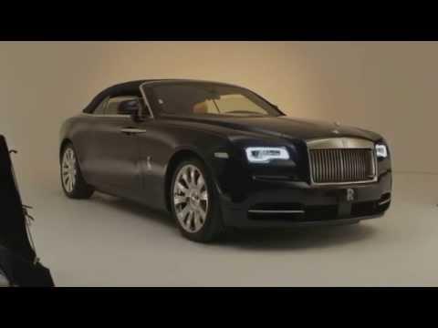 Rolls Royce Dawn Une Voiture De Luxe A Toit Ouvert Sans Concession