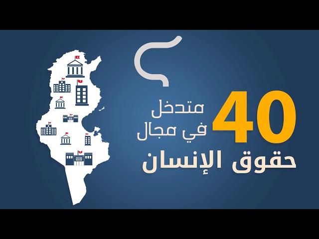 الهياكل الرسمية لحقوق الانسان في تونس
