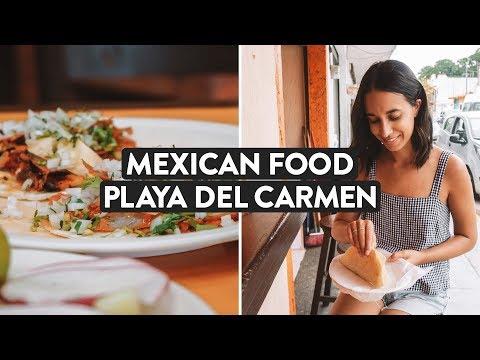Food Of Mexico, Is It Good?   Playa Del Carmen Mexican Food Tour DIY