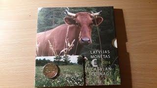 Новинка. Юбилейные 2 евро 2016 с коровой.Латвия(Представляю обзор. Новинка. Юбилейные 2 евро 2016 с коровой.Латвия Моя группа в контакте Артефакт кладоискате..., 2016-07-19T20:21:26.000Z)
