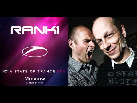 ASOT 550,Rank 1 Live at Expocenter in Moscow, Russia (07.03.2012)