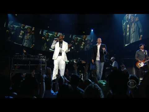 Linkin Park and Jay - Z Live - Numb - Encore -  Yesterday  Grammys 2006 HD