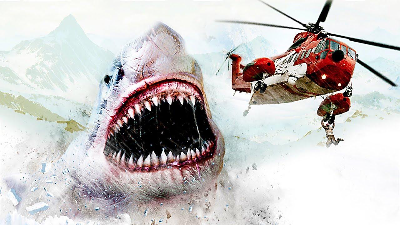 Download 🔥 ICE SHARKS | Film Complet en Français | Requins, Nanar