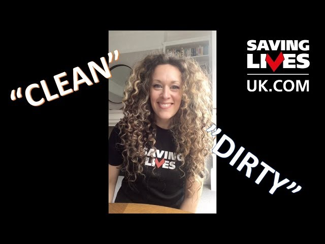 'Clean & Dirty' by Dr Naomi