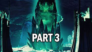 Destiny The Dark Below DLC Walkthrough Part 3 - Crota's Soul! The Wakening Campaign Story Hard