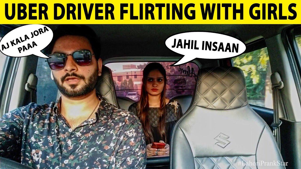 Bluetooth Prank on Cute Girls in Uber - Lahori PrankStar