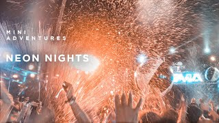 WATER PARK IN THE DARK - Neon Nights Closing Party