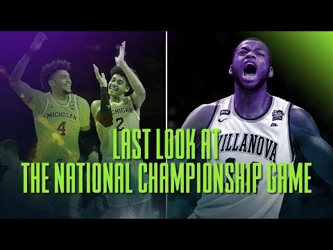 Last Look At The NCAA Basketball National Championship Game | Free Picks & Betting Tips