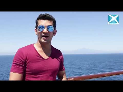 Humsafar–Arjun and Neha enjoy their romantic holiday on Costa Cruise