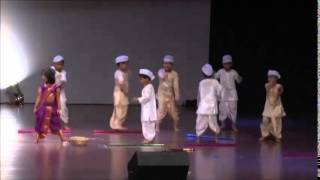 Rockwell Annual Day 2014   Marathi Fusion Folk Dance
