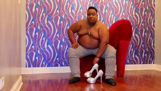 Who said guys can't rock red bottoms? Facebook: It's Only Terry D I...