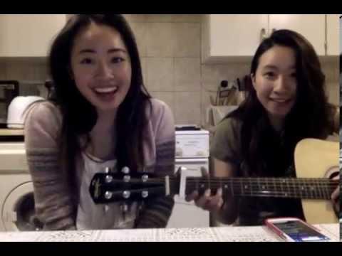 The Moon Song (Karen O & Ezra Koenig duet cover) - Jasmine & Janene Loke
