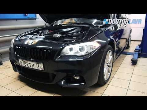 BMW F10 528i N52 Спорт раздвоенный выхлоп проект. Часть 1. Коллектора: Обмотка, Установка