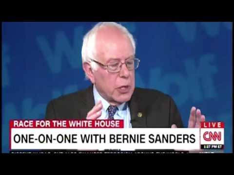 "Bernie Sanders calls Wolf Blitzer ""Jake"" five times in one interview"