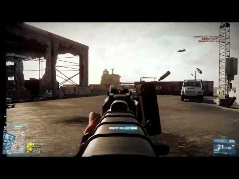 Battlefield 3 kharg island TDM.