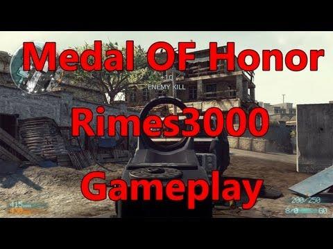 Medal OF Honor Gameplay, Asus Radeon HD 7950 3GB