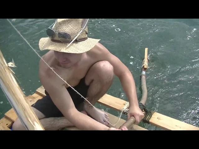 Floßbau und Abenteuer
