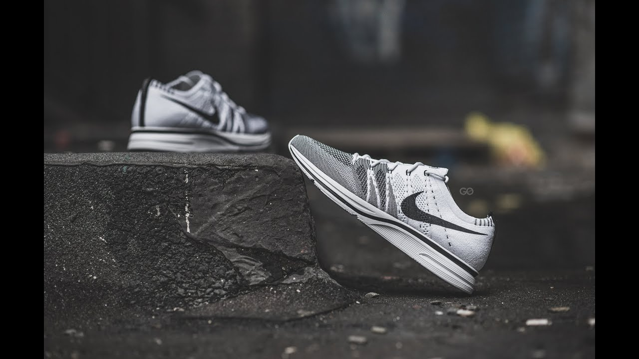 4eee963a51a0 Review   On-Feet  Nike Flyknit Trainer
