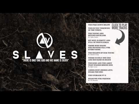 Slaves (+) There Is Only One God And His Name Is Death